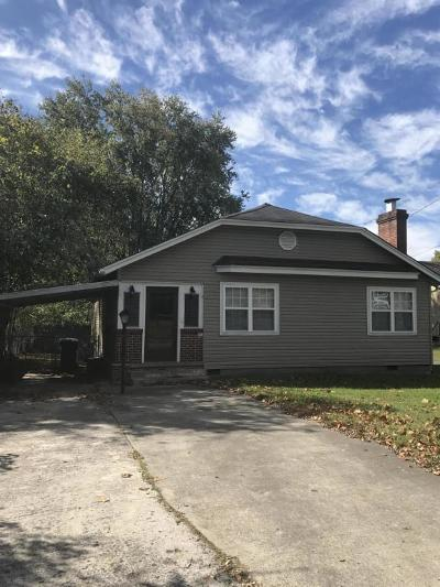 Middlesboro KY Single Family Home For Sale: $84,900