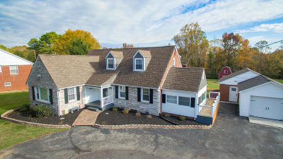 Knoxville Single Family Home For Sale: 4960 Beverly Rd