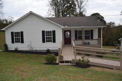 Lafollette Single Family Home For Sale: 111 Regan Lane