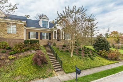 Knoxville Single Family Home For Sale: 477 Chapel Grove Lane