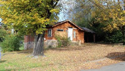 Knoxville Single Family Home For Sale: 804 Houston St