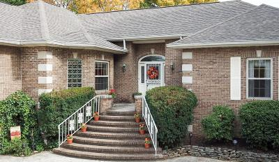 Maryville Single Family Home For Sale: 1040 Saint Johns Drive
