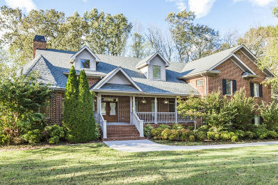 Knoxville Single Family Home For Sale: 12317 River Oaks Point