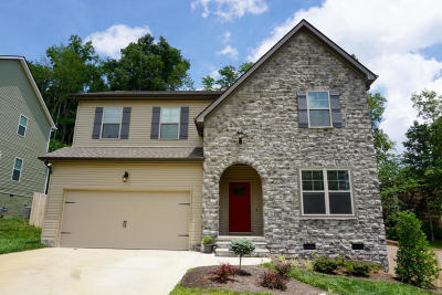 Knoxville Single Family Home For Sale: 3918 Boyd Walters Lane