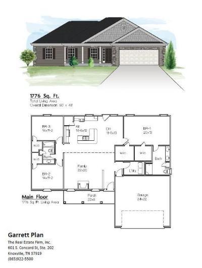 Clinton Single Family Home For Sale: Billie Tackett Lane