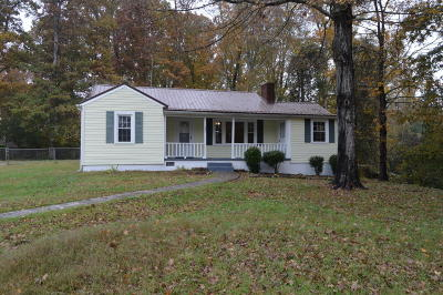 Oliver Springs Single Family Home For Sale: 222 Forest Rd