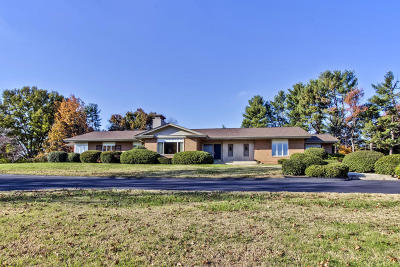 Maryville Single Family Home For Sale: 1115 N Heritage Drive