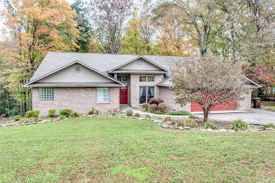 Oak Ridge Single Family Home For Sale: 108 W Melbourne Rd