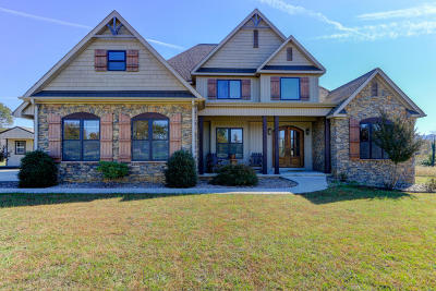 Maryville Single Family Home For Sale: 1152 Calderwood Hwy