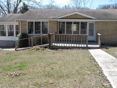 Lafollette Single Family Home For Sale: 808 S 15th St