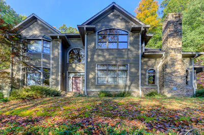 Single Family Home For Sale: 646 Hilltop Drive