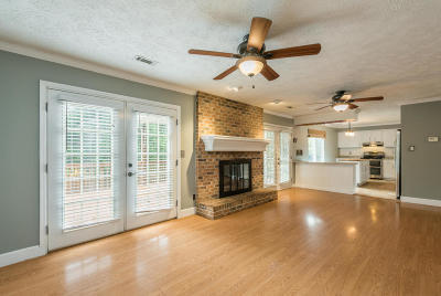 Knoxville Single Family Home For Sale: 9532 Continental Drive