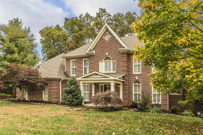 Knoxville Single Family Home For Sale: 1339 Kensington Drive
