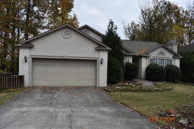 Maryville Single Family Home For Sale: 1052 St. Johns Drive