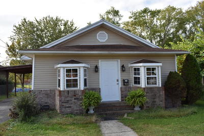 Middlesboro Single Family Home For Sale: 705 Ilchester Ave