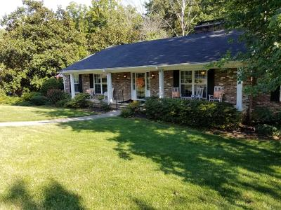 Knoxville Single Family Home For Sale: 8206 Ainsworth Drive