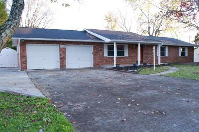 Seymour Single Family Home For Sale: 1315 Highland Park Drive
