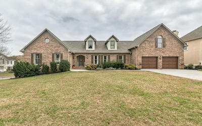 Knoxville Single Family Home For Sale: 10500 Eagle Glen Drive