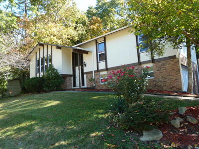 Powell Single Family Home For Sale: 8010 Camberley Drive