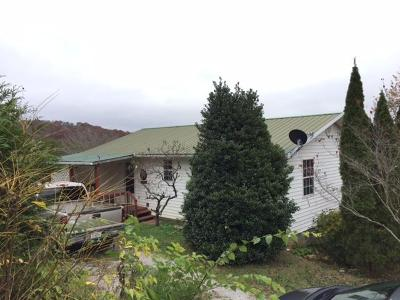 New Tazewell TN Single Family Home For Sale: $85,000
