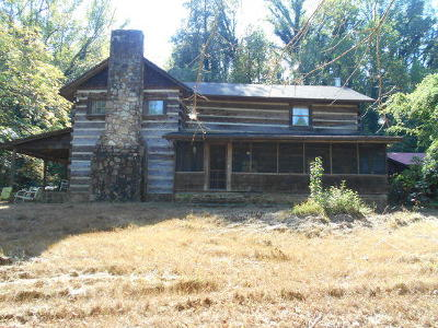 Seymour Single Family Home For Sale: 2401 Old Chilhowee Rd