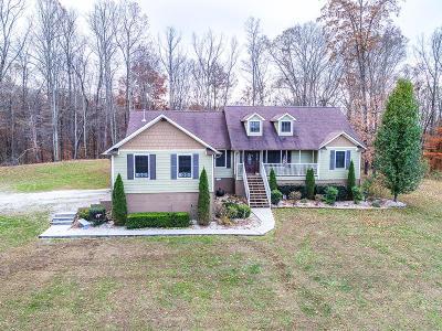 Andersonville, Maynardville, Norris Single Family Home For Sale: 146 Cook Lane