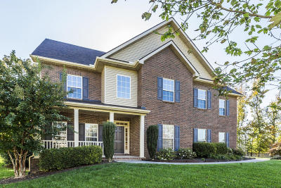 Knoxville Single Family Home For Sale: 11330 Hawkstowe Lane