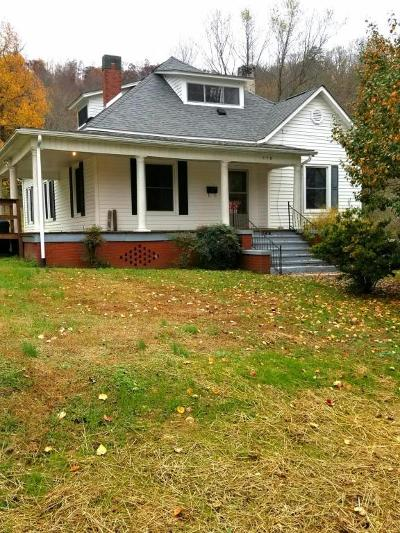 Jellico Single Family Home For Sale: 368 Rose Street St