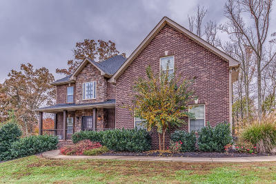 Knoxville Single Family Home For Sale: 1515 Dogwood Cove Lane