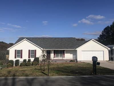 Loudon Single Family Home For Sale: 3403 Huffs Ferry Rd