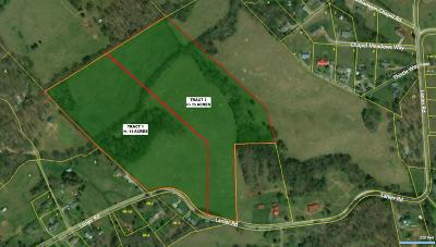 Maryville Residential Lots & Land For Sale: Tract 1 Lanier Rd