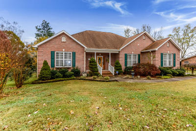 Seymour Single Family Home For Sale: 208 Mohawk Circle