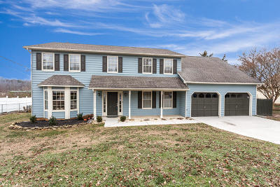 Knoxville Single Family Home For Sale: 1110 Harbour Shore Drive