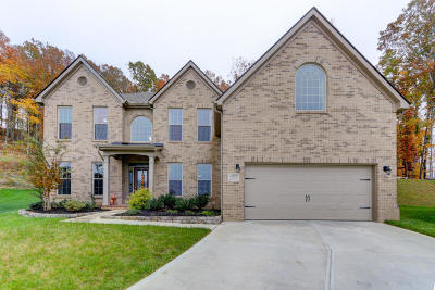 Knoxville Single Family Home For Sale: 12600 Sailpointe Lane