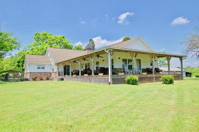 Maryville Single Family Home For Sale: 817 Calderwood Hwy