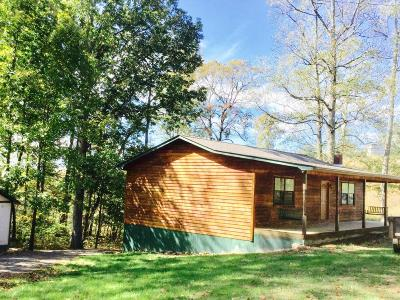 Tazewell TN Single Family Home For Sale: $124,900
