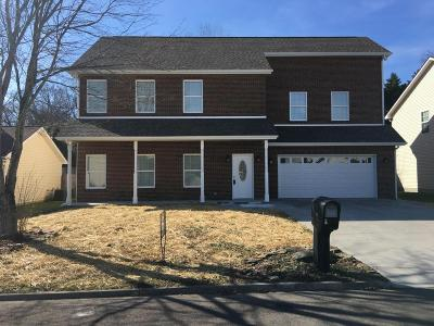 Knoxville Single Family Home For Sale: 819 Dowry Lane