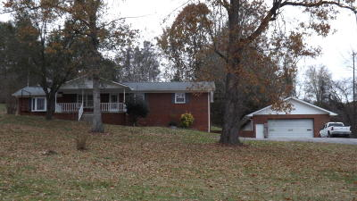 Cumberland Gap Single Family Home For Sale: 204 Redbird Circle