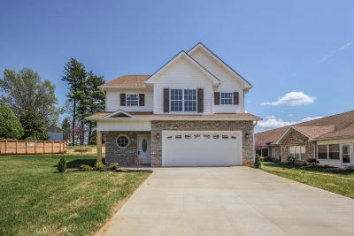 Maryville Single Family Home For Sale: 214 Winged Foot Drive