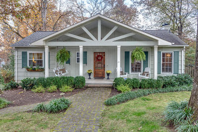 Knoxville Single Family Home For Sale: 6815 Glenbrook Circle