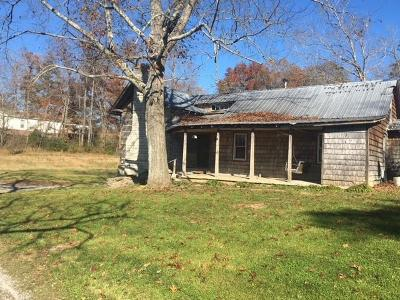 Union County Single Family Home For Sale: 115 Post Master Rd