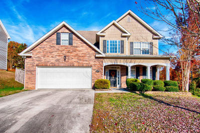 Knoxville Single Family Home For Sale: 2805 Timber Green Lane