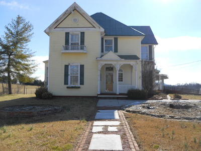 Union County Single Family Home For Sale: 1709 Tazewell Pike