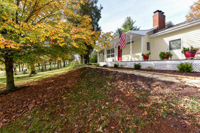Alcoa Single Family Home For Sale: 891 N Wright Rd