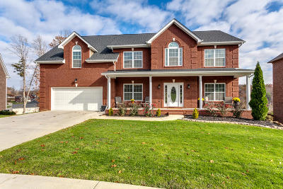 Knoxville Single Family Home For Sale: 8429 Shoregate Lane