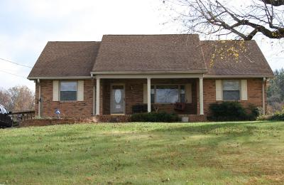 Tellico Plains Single Family Home For Sale: 143 Old Mill Rd