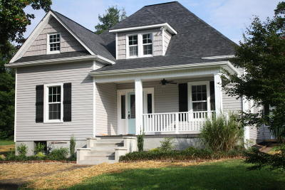 Knoxville Single Family Home For Sale: 517 Balsam Drive