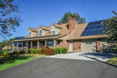 Morristown Single Family Home For Sale: 2528 Kidwell Church Rd