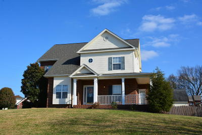 Knoxville Single Family Home For Sale: 4511 Intrigue Ln
