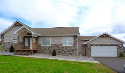 Sevierville Single Family Home For Sale: 1346 Hodges Bend Rd